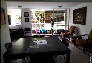 Apartamento en venta en Envigado, 106m²