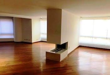 Apartamento de 178m2 en La Cabrera, Bogotá - con tres habitaciones