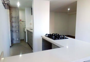 Apartamento en rodeo alto - 55 mts, 1 parqueadero.