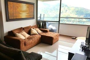 Apartamento en Ditaires-Itagüí, con 3 Habitaciones - 75 mt2.