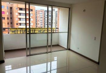 Apartamento en San German-Medellín, con 2 Habitaciones - 55 mt2.
