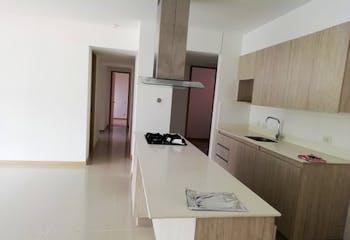 Apartamento de 135m2 en Loma de las Brujas, Envigado - con tres alcobas