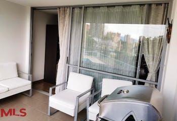 Apartamento en venta en Loma De Cumbres 126m² con Piscina...