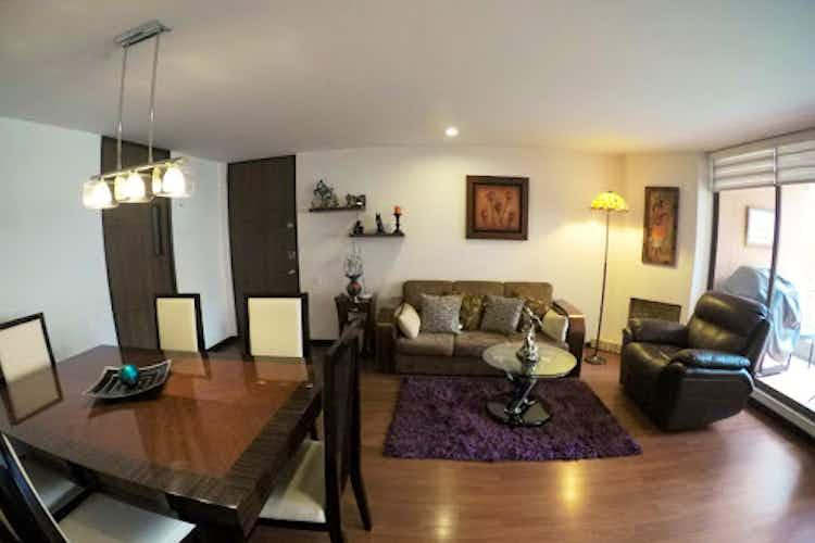 Portada Apartamento de 99m2 en Colina Campestre, Bogotá - con tres habitaciones