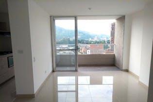 Apartamento en Sabaneta-Ancon, con 3 Habitaciones - 75 mt2.