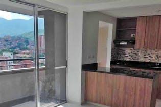 Apartamento en San Germán-Medellín, con 2 Habitaciones - 52 mt2.