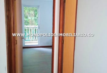 Apartamento de 64m2 en Castropol, El Poblado - con dos habitaciones