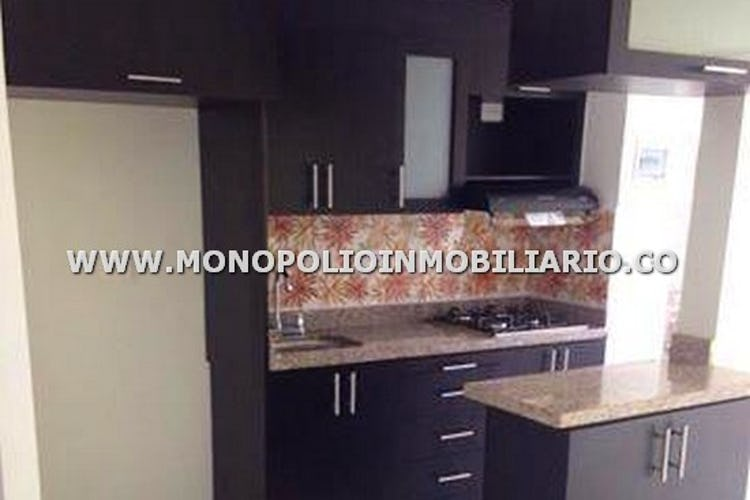 Portada Apartamento en Alicate, Itagui - 53mt, tres alcobas, balcón