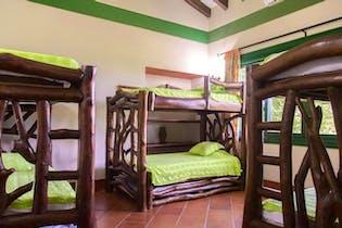 Poblado del Hato, Finca en venta en Casco Urbano San Jerónimo de 5 alcobas