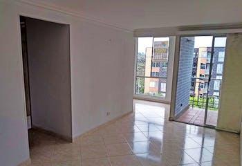 Apartamento en Calasanz-Medellín, con 3 Habitaciones - 62 mt2.