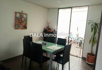 Casa en venta en Casco Urbano Chía 81m² con Bbq...