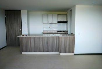 Apartamento en San Antonio de Pereira-Rionegro, con 3 Habitaciones - 76 mt2.