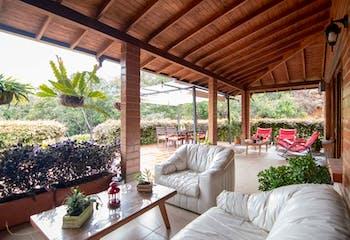Casa en El Retiro-Rionegro, con 3 Habitaciones - 6.405 mt2