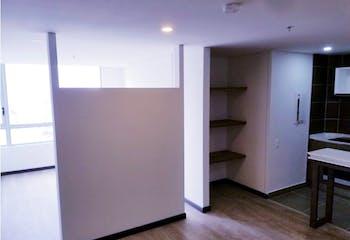 Apartamento en venta en Barrio Chapinero con acceso a Gimnasio