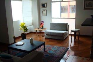 Apartamento en Contador, Cedritos - 106mt, duplex, cuatro alcobas