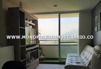 Apartamento de 63m2 en La Ferrería, La Estrella - con tres habitaciones