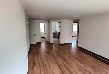 Apartamento en Cedritos, Cedritos - 54mt, dos alcobas, garaje