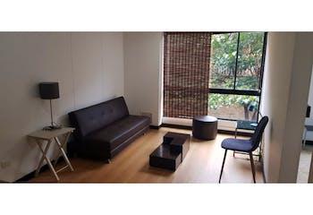 Apartamento en venta en Chapinero Alto de 48m² con Gimnasio...