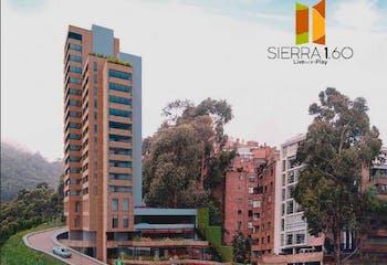 Sierra 160, Apartamentos en venta en Bosque Calderón con 31m²