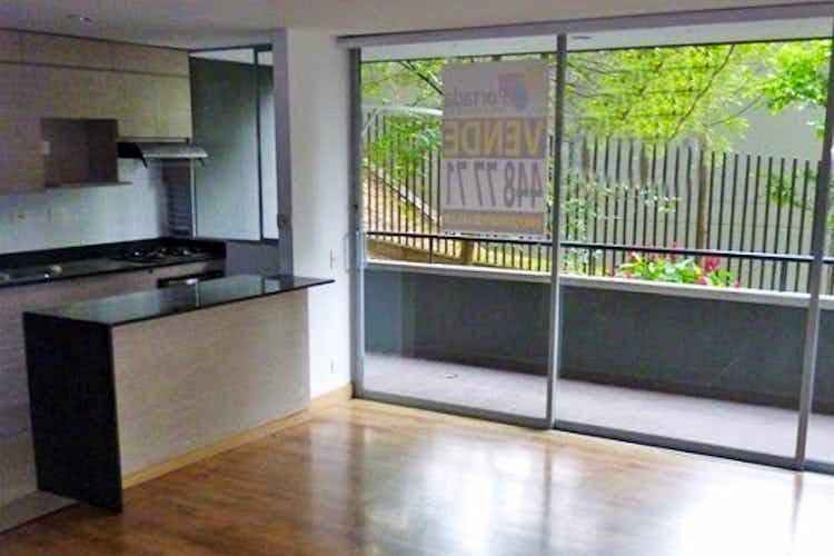 Portada Apartamento de 80m2 en Los Balsos, El Poblado - con dos habitaciones