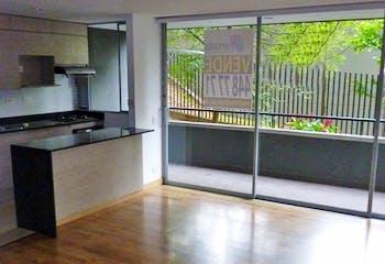 Apartamento de 80m2 en Los Balsos, El Poblado - con dos habitaciones