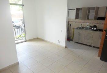 Apartamento en Calasanz-Medellín, con 3 Habitaciones - 63 mt2.