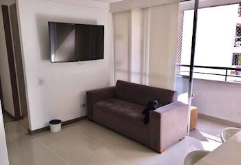 Apartamento en San German-Medellín, con 2 Habitaciones - 54 mt2.