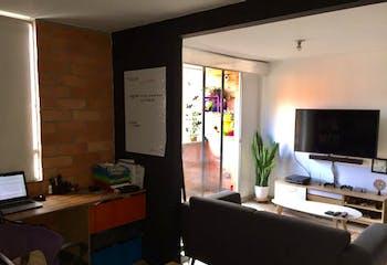 Apartamento en La Pilarica-Medellín, con 2 Habitaciones - 60 mt2.