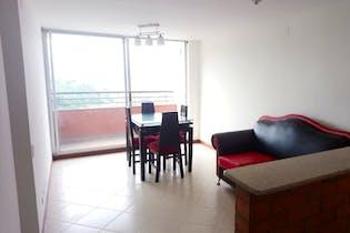 Apartamento en La Loma de los Bernal-Medellín, con 3 Habitaciones - 57 mt2.
