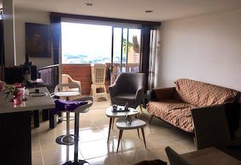 Apartamento en La America-Calazans, con 3 Habitaciones - 76 mt2.