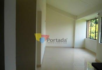 Apartamento en El Rincon, Belen - 65mt, tres alcobas