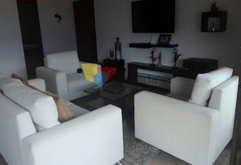 Apartamento Duplex en La Loma de los Bernal-Medellín, con 4 Habitaciones - 197 mt2.