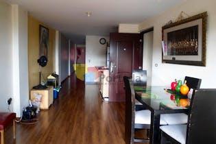 Apartamento en Robledo, Robledo - 86mt, tres alcobas, balcón