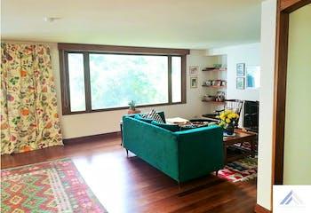 Apartamento en Cabrera - Bogotá, con dos habitaciones