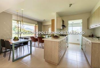 Apartamento en La Ospina-La Estrella, con 3 Habitaciones - 74 mt2.