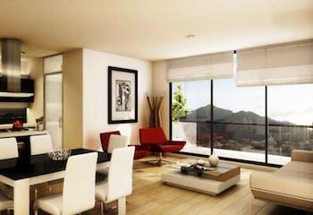 Apartamento En Venta En Bogota La Carolina- con gimnasio, dos alcobas