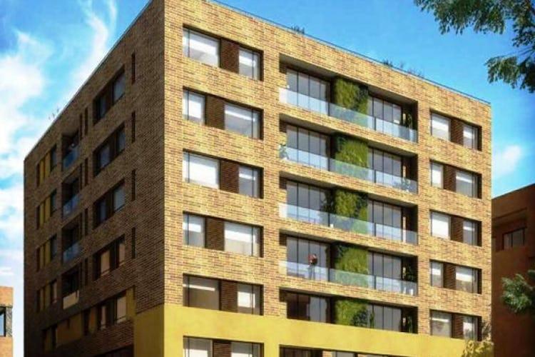 Foto 2 de Apartamento En Venta En Bogota La Carolina- con gimnasio, dos alcobas