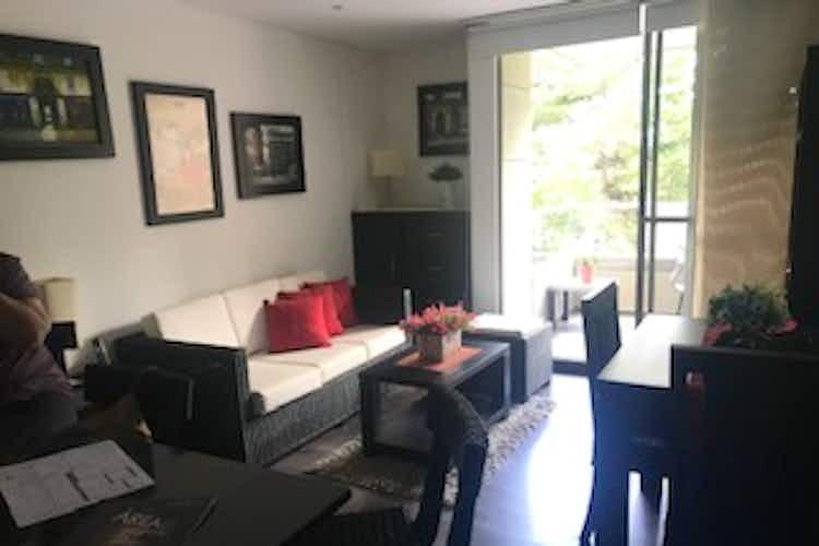 Portada Apartamento en Llanogrande, Rionegro  - 55mt, una alcoba, balcón