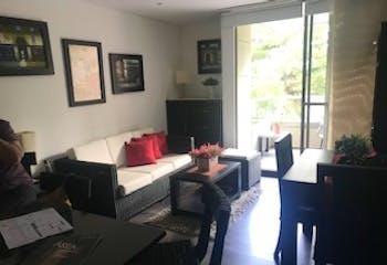 Apartamento en Llanogrande, Rionegro  - 55mt, una alcoba, balcón
