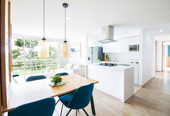 Apartamento en venta en Marinilla de 1 habitacion