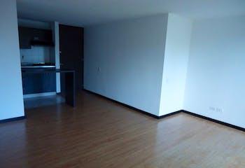 Apartamento en rionegro -72 mts, 3 habitaciones.