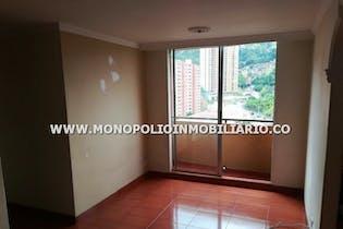 Apartamento en alicate itagui - 56 mts, 1 parqueadero.