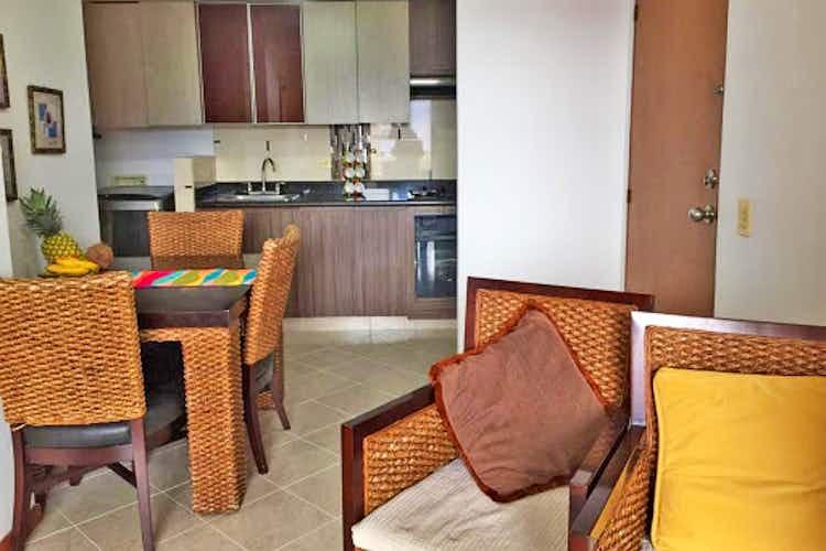 Portada Apartamento en Loma de los Bernal, Belen - 65mt, tres alcobas, balcón
