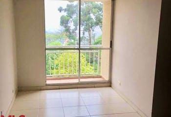Apartamento de 56m2 en Corazón De Envigado, La Cuenca - con tres habitaciones