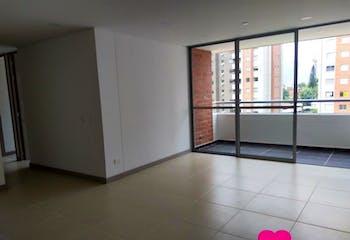 Apartamento En La Abadía-Envigado, con 3 Habitaciones - 89 mt2.