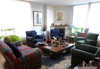 Apartamento en Bella Suiza, La Carolina - 181mt, tres alcobas, terraza