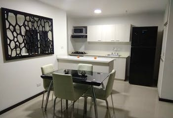 Apartamento en San German, Robledo - 92mt, tres alcobas, balcón