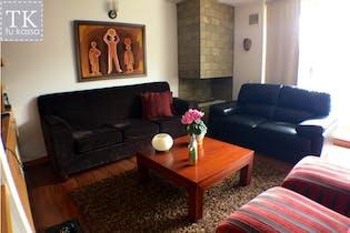Apartamento en Caobos Salazar, Usaquen - cuenta con 3 alcobas.