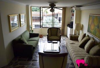 Apartamento En Naranjal-Medellin, con 3 Habitaciones - 128 mt2.