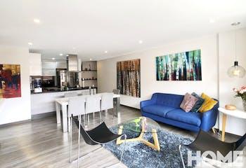 Acogedor Apartemento de 2habs + Estudio – Venta – Cra14 Cll106 – Santa Paula